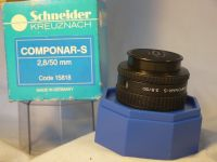 '  CASED- BOXED-MINT 50mm 2.8 ' Schneider Componar S F2.8 50MM Enlarging Lens Cased - Boxed - Mint £24.99